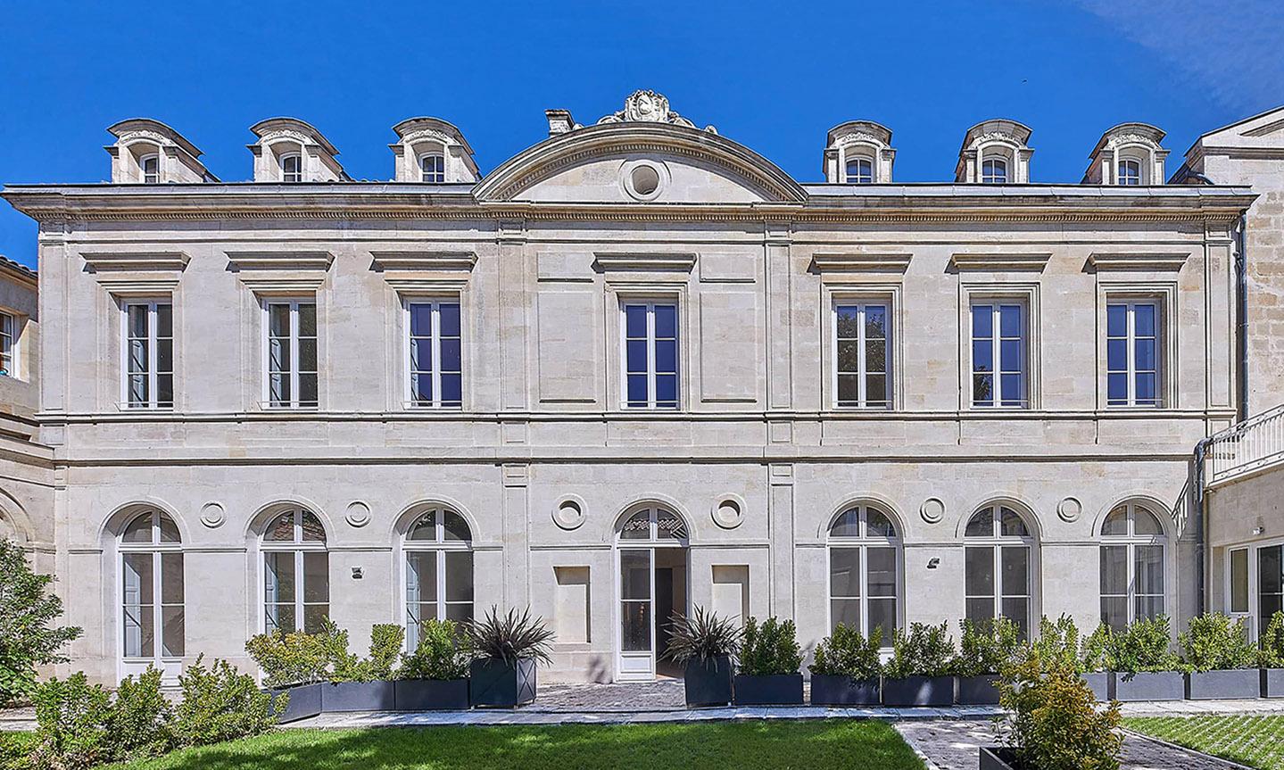 Chatelet patrimoine bordeaux immobilier